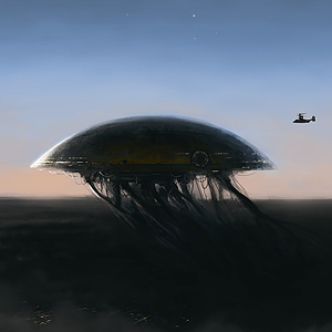 Jellyfish by Alex Andreev