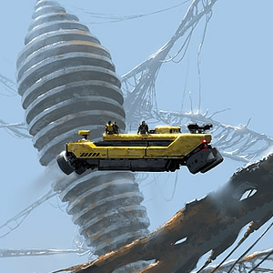 The Invincible by Alex Andreev