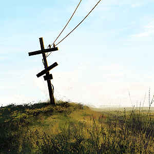 The Cross by Alex Andreev