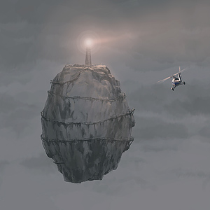 Beacon For Magritte by Alex Andreev