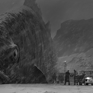White Sea by Alex Andreev