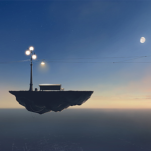 City P. Private Party by Alex Andreev