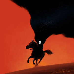 BLACK RIDER  by Alex Andreev