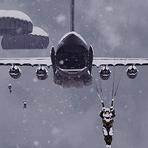 Winter Is Coming by Alex Andreev